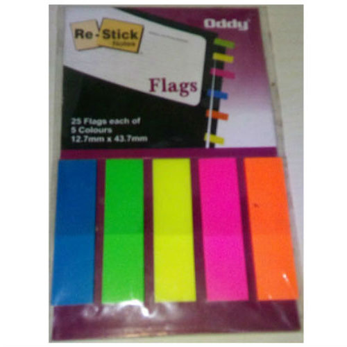 Oddy RS Flags 12.7x44.3 5 Color RE