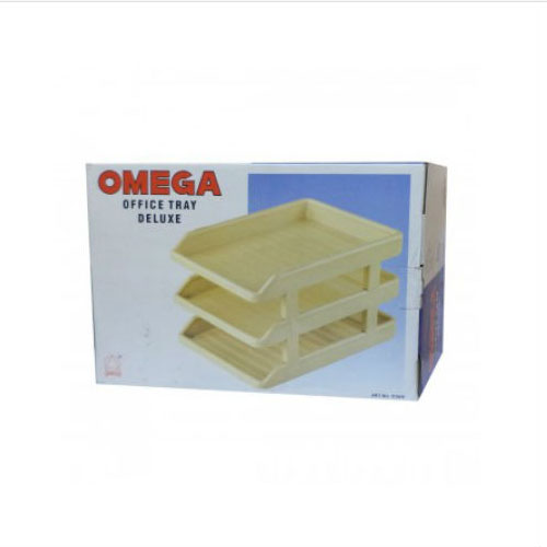 Omega Office Deluxe Tray (3PC) 1739S